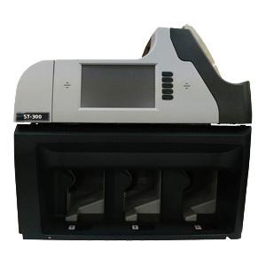 Máy Đếm Tiền Và Phân Loại ATM Hitachi ST-300 Series