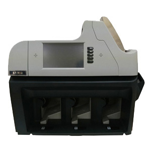 Máy Đếm Và Phân Loại Tiền ATM Hitachi ST-350 Series