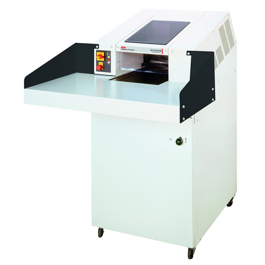 Máy giấy công nghiệp HSM Powerline FA 400.2