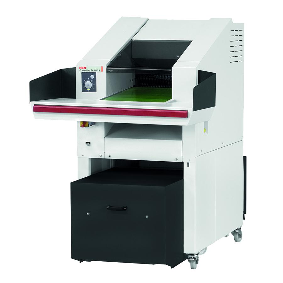Máy hủy công nghiệp HSM Powerline SP 5080 - 10.5 x 40-76mm