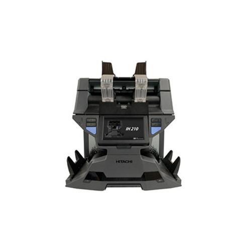Máy Đếm Và Phân Loại Tiền ATM Hitachi IH-210 - Hình 1