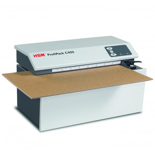 Máy Cắt Giấy Carton Làm Thùng HSM Profipack C400 - Hình 1