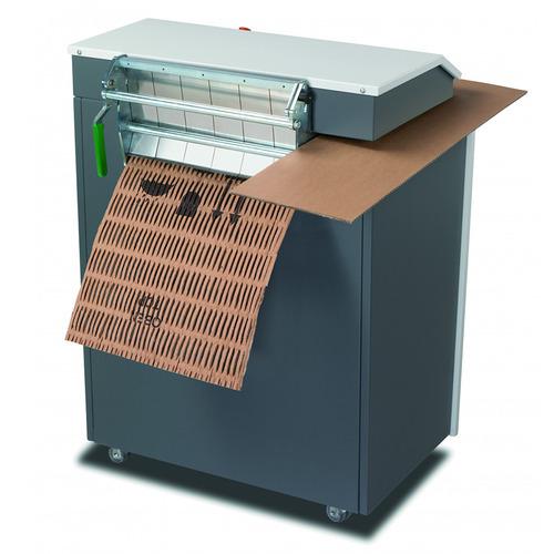 Máy cắt bìa carton lót đồ dễ vỡ - HSM Profipack P425 - Hình 3