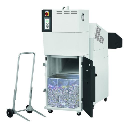 Máy hủy công nghiệp HSM Powerline SP 4040 V - 3.9 x 40mm - Hình 2