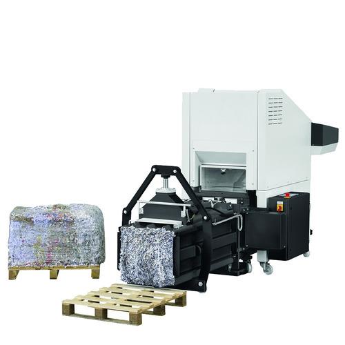 Máy hủy công nghiệp HSM Powerline SP 5088 - 3.9 x 40mm - Hình 4