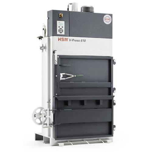 Máy Đóng Bành Phế Liệu HSM V Press 610 ECO - Hình 2