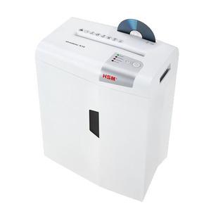 Máy hủy giấy HSM Shredstar X10 4,5x30mm