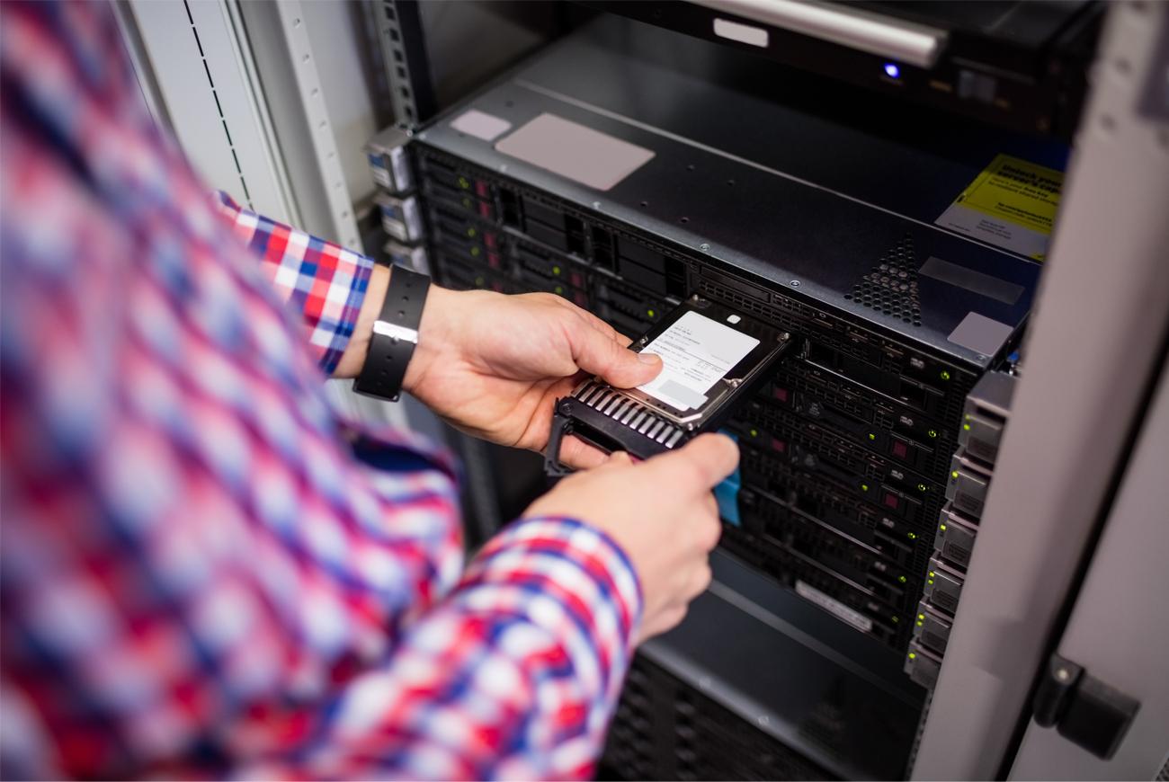 Đơn vị cung cấp mấy hủy ổ đĩa cứng (Hard Disk Drive) uy tín, chất lượng